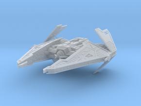 Sith Fury Interceptor (Wings Open) 1/270 in Frosted Ultra Detail
