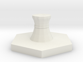 grain in White Natural Versatile Plastic