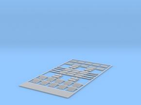 Schlauchbrüˆcken-HFS-System  in Frosted Ultra Detail