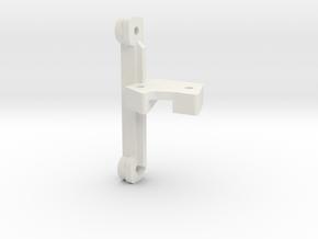 Nav Light Mount Replacement in White Natural Versatile Plastic