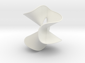 Cubic Surface KM 26 in White Strong & Flexible