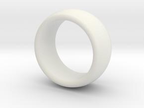 v3 Ø19 in White Natural Versatile Plastic