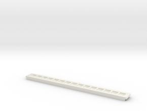 Mt 6x6 A1 in White Natural Versatile Plastic