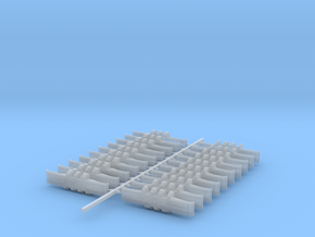 1-72 20 Track in Smooth Fine Detail Plastic