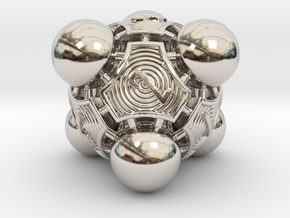 Nucleus D8 in Platinum