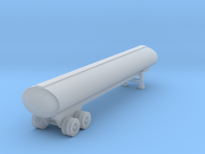 40 foot tank trailer - Nscale in Frosted Ultra Detail