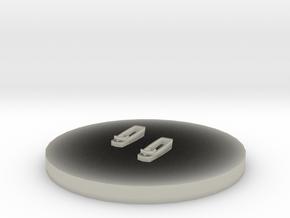 LCVP 1:1800 in Transparent Acrylic