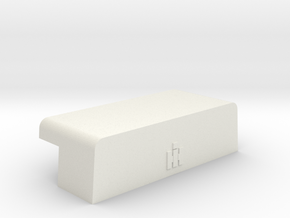 1:16 IH A/C Unit in White Natural Versatile Plastic