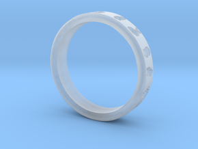 PokemonRing - Size 6 Test in Smooth Fine Detail Plastic