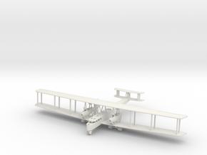 1/200th Zeppelin Staaken RVI in White Natural Versatile Plastic