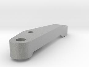 Brake Hanger 6L in Metallic Plastic
