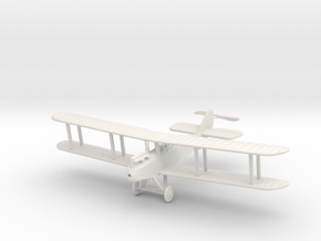 1/144 Airco DH.9 in White Natural Versatile Plastic