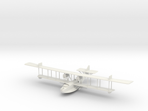 1/144 or 1/100 Felixstowe F.2a Early Model in White Strong & Flexible: 1:144