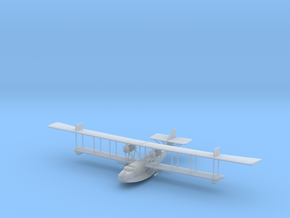 1/144 or 1/100 Felixstowe F.2a Early Model in Smooth Fine Detail Plastic: 1:144