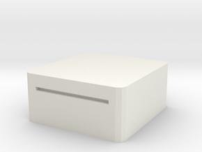 2006 Apple Mac Mini in White Natural Versatile Plastic