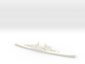 1/2400 HMS Vanguard in White Processed Versatile Plastic