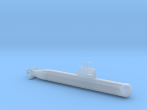 1/700 Collins Class Submarine in Smooth Fine Detail Plastic