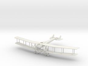 "Gotha Ursinus G.1 ""Bomb armed"" 1:144th Scale in White Natural Versatile Plastic"