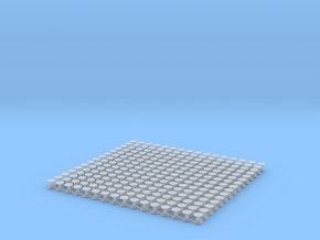WSLCo River Bridge spacer rev1 in Smooth Fine Detail Plastic