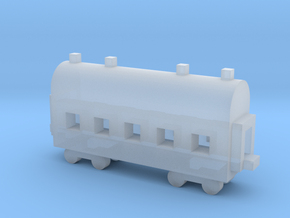 1/700 Passenger Carriage in Smooth Fine Detail Plastic
