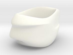 s1r037s7 GenusCircus  in White Processed Versatile Plastic