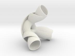 Smyth's 3-Legged CMC Surface in White Natural Versatile Plastic