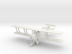 1/144 Avro 504A (single-seater) in White Natural Versatile Plastic