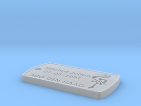 dogtag mitchell in Frosted Ultra Detail