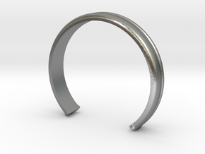 """4/5 Ring """"Victoire"""" in Natural Silver"""