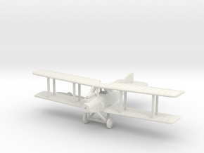 1/200th Albatros C.VII in White Natural Versatile Plastic