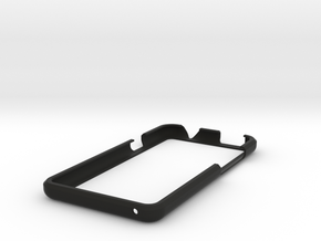 DD - Htc One X - Bumper in Black Strong & Flexible