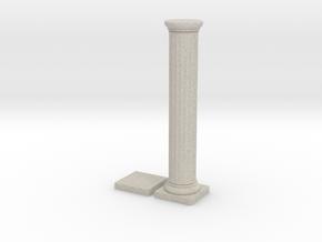 Pillar in Natural Sandstone
