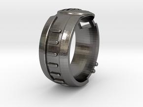 Visor Ring 7.5 in Polished Nickel Steel