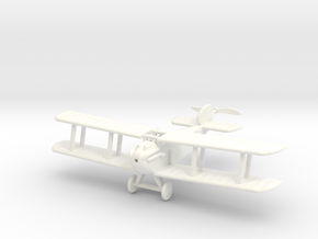 1/72 Sopwith Dolphin in White Processed Versatile Plastic