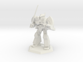 Mecha- Le Sabre (1 285th) in White Strong & Flexible