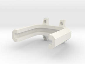 Dillion Tool Head Holder in White Natural Versatile Plastic