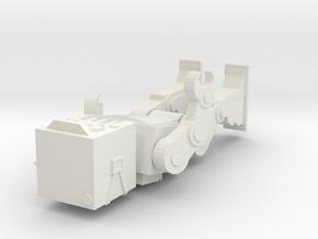 Robot Super 94 (Big) in White Natural Versatile Plastic
