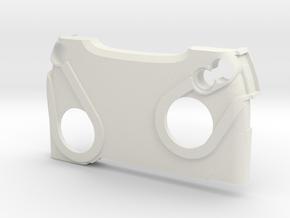 GTA04_spk_btm_v1.0 in White Natural Versatile Plastic