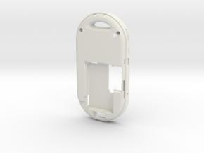 GTA04_middle_v1.0 in White Natural Versatile Plastic