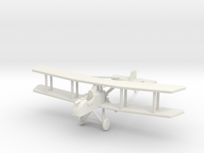 "RAF FE.8 ""with Ammo Racks"" 1:144th Scale in White Natural Versatile Plastic"