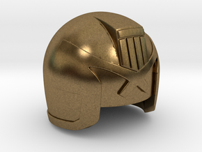 Judge Helmet in Natural Bronze