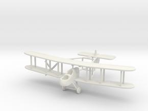 1/200th RAF F.E.2.B in White Natural Versatile Plastic