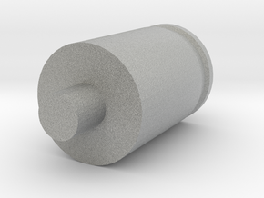 Screwdriver   bottom 1 in Metallic Plastic