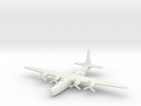 1/285 (6mm) Scale Privateer (version-2) in White Natural Versatile Plastic