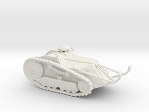 PV16 M1918 Ford 3-Ton Tank (28mm) in White Strong & Flexible