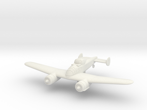 1/200 Bristol F.11/37 (wheels optional) in White Natural Versatile Plastic