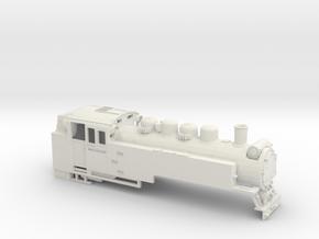BR 99.73-76 (VIIk) 0e  in White Natural Versatile Plastic