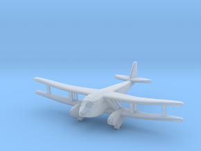 1/300 DH89 Dragon Rapide in Smooth Fine Detail Plastic