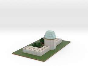White House Mini in Full Color Sandstone