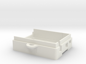 AirCasting Air Monitor Base in White Natural Versatile Plastic
